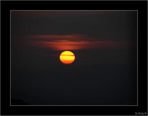 /First light...