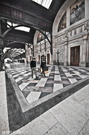 /In the Central Station