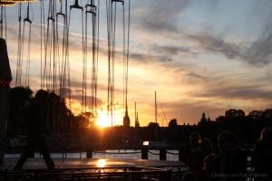 Outros/Pôr-do-Sol em Estocolmo