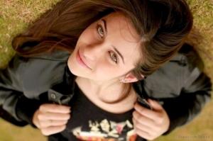 Retratos/O olhar de Luiza