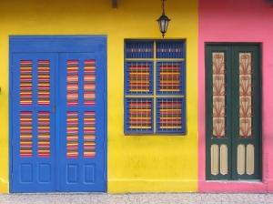 Paisagem Urbana/Vida em cores..