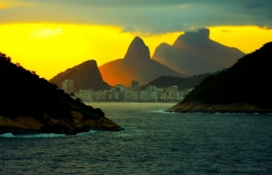 Paisagem Natural/Guanabara Sunset