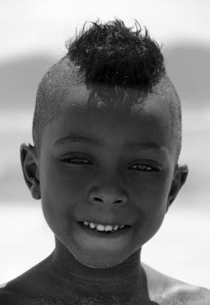 Retratos/Criança de Luz no olhar radiante