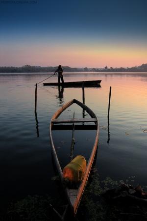 Gentes e Locais/A barqueira