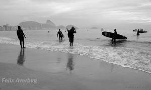 Paisagem Natural/Copacabana