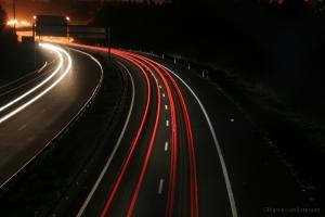 Paisagem Urbana/Trânsito intenso - ex-SCUT
