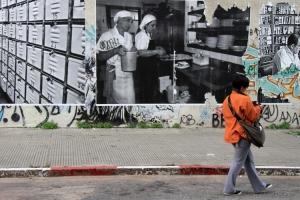 /pelas ruas de Montevidéu