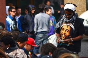 Gentes e Locais/Bob Marley
