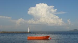 Paisagem Natural/Barcos Brasileiros - O Barquinho de Paquetá