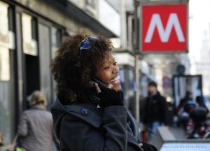 Outros/Um sorriso no inverno, Milão