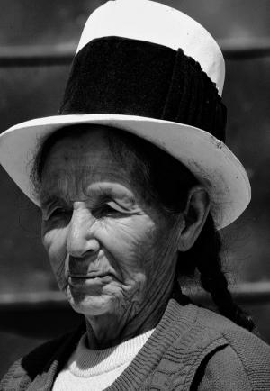 Retratos/Peruana