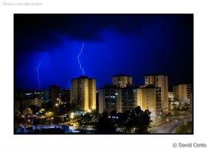 Paisagem Urbana/Tempestade