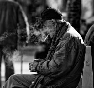 Retratos/Fumo....