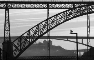 Paisagem Urbana/As Pontes do Sol Nascente