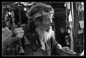Fotojornalismo/O testamento do mendigo