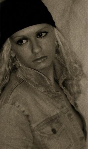 Retratos/sad marilyn