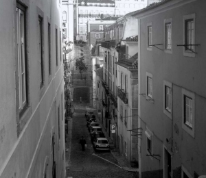 Outros/Lisboa Antiga a P&B