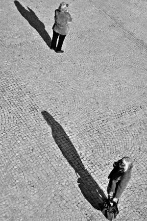 /A vez das sombras