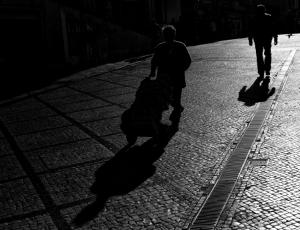 /Caminhadas em contra-luz...