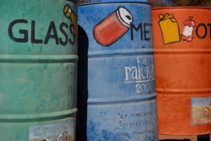 Outros/The Colours of Recycling