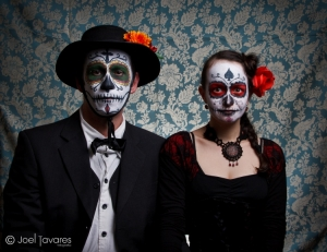 Retratos/Dia de los muertos