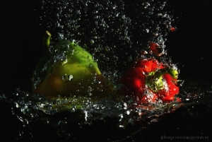 Outros/Photography with water.