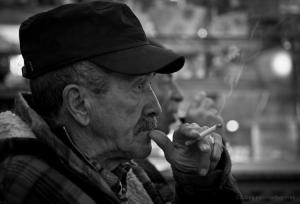 Retratos/velhos hábitos