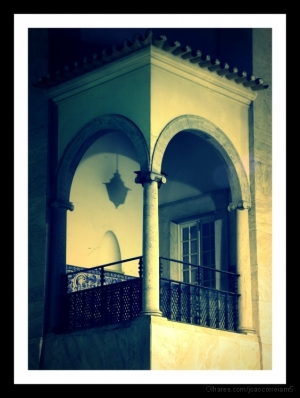 Paisagem Urbana/Entre Arcos...