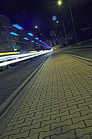 Paisagem Urbana/Linha da salvação...