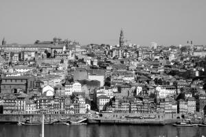 /Porto  a  P&B....