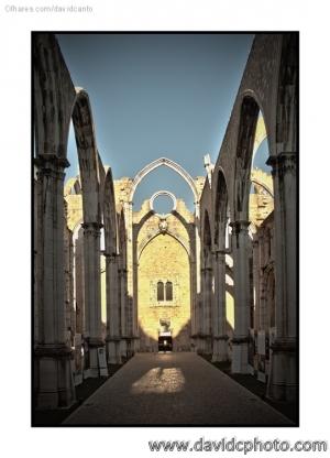 História/ruínas do Convento do Carmo