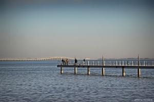 Gentes e Locais/river's edge