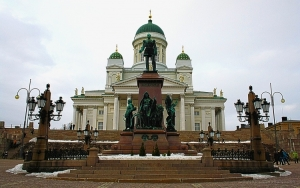 /Lutheran Cathedral Helsinki.