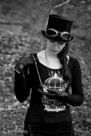 Retratos/Steampunk Girl I
