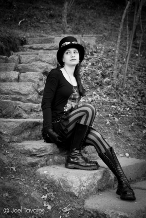 Retratos/Steampunk Girl II
