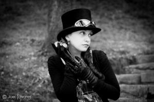 Retratos/Steampunk Girl III