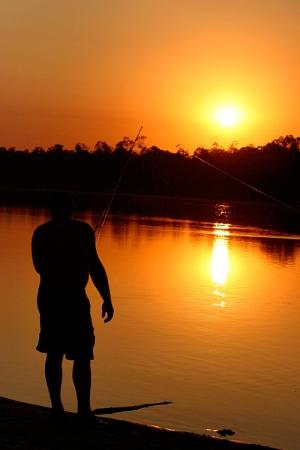 /Pescaria ao alvorecer #2