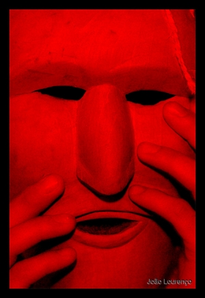 /Red Mask