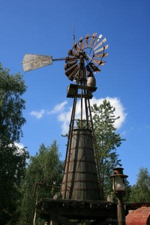 Gentes e Locais/Get wind to get water
