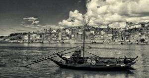 /Os Barcos e o Rio