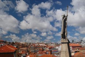 Paisagem Urbana/O Conquistador