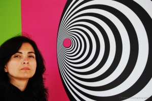 Retratos/Rita a hipnotizadora
