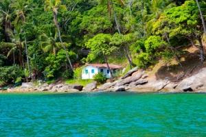 Paisagem Natural/Casa de Praia.