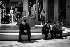 Gentes e Locais/Sitting around