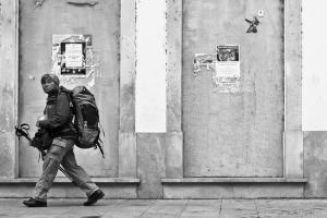 Gentes e Locais/ a coragem de seres só (II)