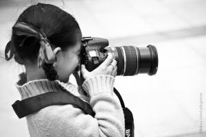 Gentes e Locais/A pequena fotógrafa