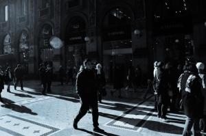 Paisagem Urbana/Milão, Italia