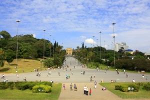 Outros/Vista do Monumento à Ipiranga - SP
