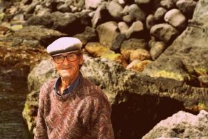 Retratos/old man, wise man