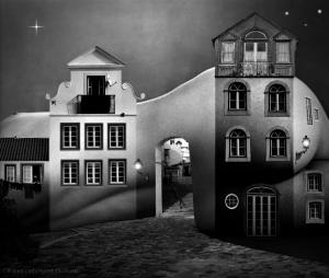 """Arte Digital/""""Bairro do Desejo"""""""